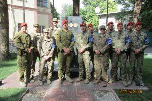 Į misiją Afganistane išlydima karo policininkų rotacija