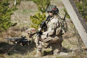 Lietuva pasirašys sutartį dėl JAV karių statuso