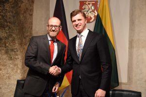 Vokietija investuos milijoną eurų į Pabradės poligoną
