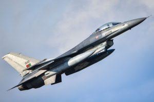 NATO oro policijos misiją Lietuvoje perėmė portugalai