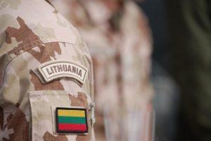 Lietuvos kariai galutinai pasitraukė iš Kandaharo pietų Afganistane