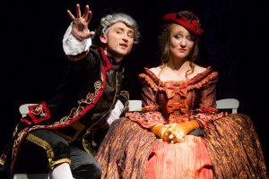 Užupio dramos teatro premjera – apie pražūtingus meilės ryšius