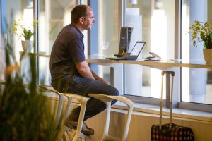Vilniaus oro uosto internetas greitesnis už Europos milžinų