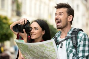 Įdomūs faktai apie turizmą