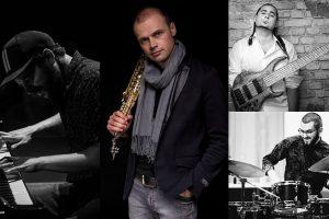 Saksofonininkas K. Vaiginis pristato projektą su brazilų džiazo talentu