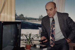 Mirė ilgametis LRT režisierius B. Klevinskas