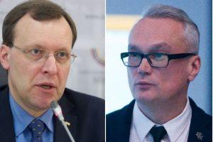 Neįžvelgė nusikaltimo dėl N. Puteikio žodžių apie žurnalistą A. Matonį