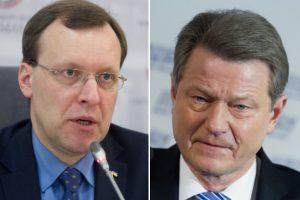N. Puteikis ragina leisti R. Paksui dalyvauti prezidento rinkimuose