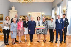 Pasaulio lietuvių bendruomenė jungiasi prie prezidentės iniciatyvos