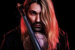 Lietuvoje pirmą kartą koncertuos smuiko virtuozas D. Garrettas