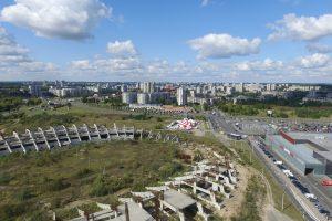 Antikorupcijos komisijai – klausimai dėl nacionalinio stadiono