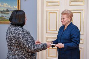 J. Raguckienė ruošiasi pradėti ambasadorės Kroatijoje darbą