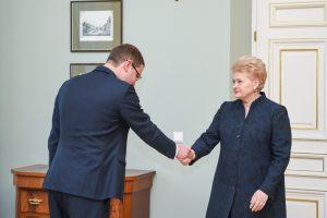 Prezidentūra: naujos detalės dėl J. Pagojaus nemaloniai stebina