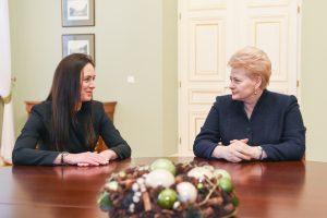 Generalinio prokuroro pavaduotoja paskirta M. Šniutytė-Daugėlienė