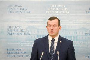 Naujasis ministras imasi Turizmo departamento pertvarkos
