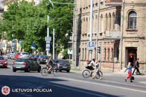 Į gatves išriedėjo dviračiai – ir vėl tos pačios bėdos