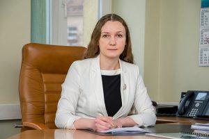 Migracijos departamento vadove paskirta E. Gudzinskaitė