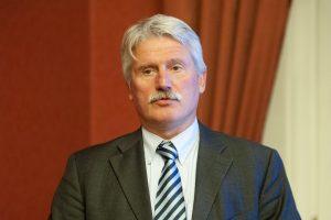 E. Aleksandravičius: Lietuvoje vyrauja kontorų žmogaus mentalitetas