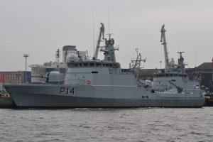 Lietuva pirks naują laivą, skirtą paieškai ir teršalams likviduoti jūroje