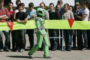 Galinga robotų šventė Vilnių teleportuos į ateitį