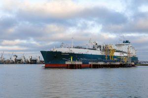 """""""Litesko""""  – 208 tūkst. eurų bauda už nenupirktas dujas iš SGD terminalo"""