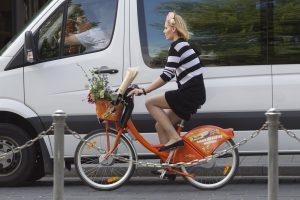 Islandijos gatvėje – dviratininkams mieli pokyčiai