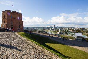 Daugiau nei pusė turistų užsieniečių rinkosi nakvynę Vilniuje