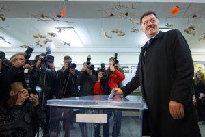 Rinkėjų nubaustas A. Butkevičius ima nemokamų atostogų dėl agitacijos