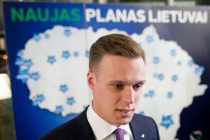 Konservatoriai kratosi koalicijos su socialdemokratais