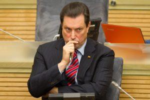 Etikos komisija V. Juozapaitį pripažino pažeidus įstatymą