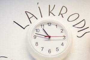 Lietuva pradeda diskusijas ES dėl laiko sukiojimo