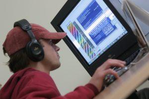 Nacionalinėje bibliotekoje – elektroninės muzikos kūrimo pamoka