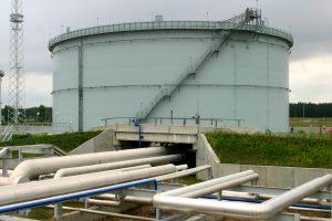 Per Būtingę šiemet importuota 2,2 proc. daugiau naftos