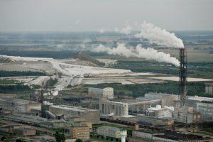 """""""Lifosa"""" sulaukė kritikos dėl uolienų importo iš Afrikos"""