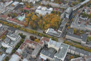 Ministrė Paryžiuje tarsis dėl Kauno architektūros galimybių patekti į UNESCO sąrašą