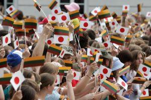 Kodėl japonai Lietuvoje jaučiasi kaip namie