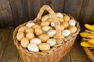 Per metus žemės ūkio produktų supirkimas pabrango 4 proc.