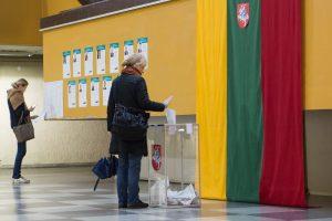 Politikų skolos už Seimo rinkimus mažėja