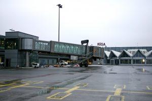"""Rygos oro uosto ir """"Air Baltic Corporation"""" turtas lieka areštuotas"""