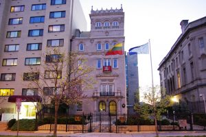 Ambasadose JAV ir Ukrainoje steigiamos gynybos patarėjų pareigybės