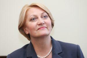 R. Budbergytė: dėl mokestinės pertvarkos žadėta bendra darbo grupė, bet jos nėra