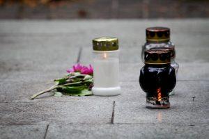 Vilniuje tragiškai žuvo vyras