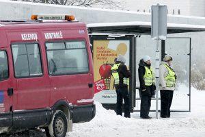 Ar viešojo transporto kontrolieriai visuomet tik baudžia?