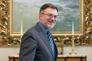 V. Janukovyčiaus advokatai nori apklausti buvusį Lietuvos ambasadorių