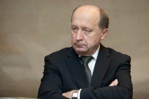 A. Kubilius paskirtas Politikos komiteto pirmininku
