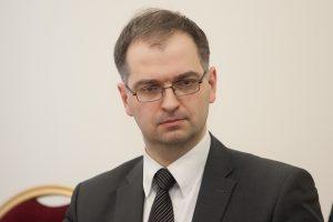 Prokuratūros Organizuotų nusikaltimų departamentui vadovaus M. Jovaiša