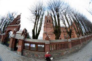 Vienai dienai atidaromas Palangos bažnyčios bokštas su apžvalgos aikštele