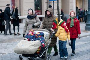 Spartų Lietuvos nykimą lemia pagerėjęs gyvenimas?