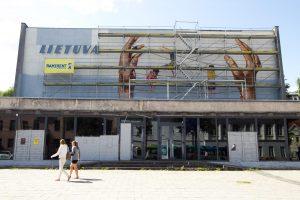 """Sudie, """"Lietuva"""": ekskursijos po kino teatrą kviečia išgirsti jo istoriją"""