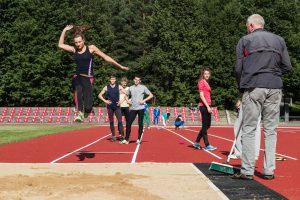 Vyriausybė atidėjo sprendimą dėl išmokų sportininkams naujovių